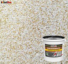 Buntsteinputz Mosaikputz BP 60 (weiss, sand/gelb) 20 kg Absolute ProfiQualität