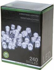 LED Weihnachts Lichterkette Innen&aussen 240