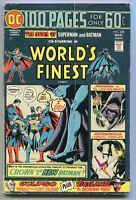 World's Finest 228 VG- Superman Batman Dc comics *CBX1U