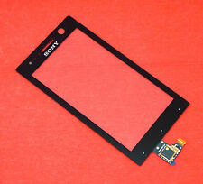 Original Sony Xperia U ST25i Touchscreen Display Glas Digitizer Frontscheibe