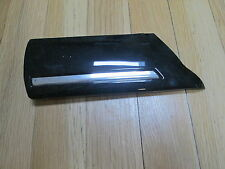 NOS 1988 1989 1990 LINCOLN CONTINENTAL LOWER FRONT FENDER MOULDING LH EBONY