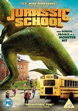 JURASSIC SCHOOL di Mark Atkins DVD in Inglese NEW .cp