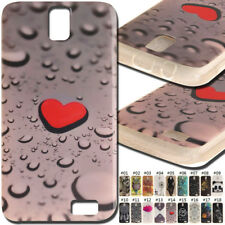 For Lenovo A328 Silicone TPU Back Rubber Soft Case Skin Protective Gel IMD Cover