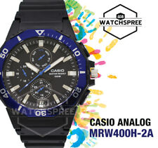 Casio Men's Diver Style Watch MRW400H-2A