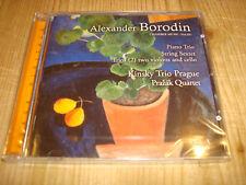 Borodin Chamber Music Vol.3 KINSKY TRIO PRAZAK QUARTET Audiophile PRAGA SACD NEW