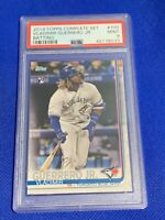 2019 Topps Complete Set Vladimir Guerrero Blue Jays #700 PSA 9 MINT Rookie Card