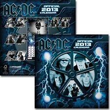 ACDC - Official 2013 Calendar NEW * AC/DC Band