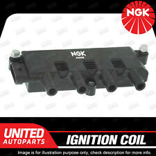 NGK Ignition Coil for Fiat 500 Punto 1.2L 1.4L 4Cyl 2006-2010 Single