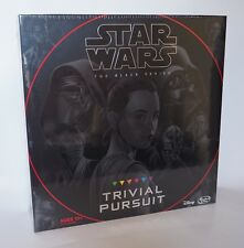 Trivial Pursuit Star Wars Edition Game THE BLACK SERIES BRAND NEW