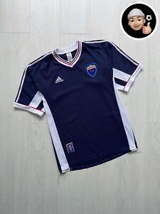1998 2000 Yugoslavia Home Retro Vintage Adidas Football Soccer Shirt Jersey Euro