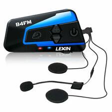 LEXIN Casque de Moto Interphone sans Fil (LX-B4FM)