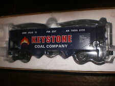 "K-Line-""Keystone"" Coal Company Train Car-#100454-""O"" Scale"