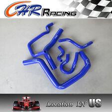 FOR Honda Civic Si/SiR/VTi/Type R DC2 EK4 EK9 B16A B Silicone Radiator Hose BLUE