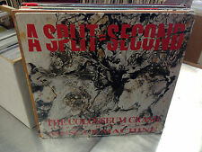 "A Split-Second The Colosseum Crash (Inside Out REMIX) 12"" vinyl Wax Trax SEALED"