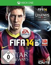 FIFA 14 (Microsoft Xbox One, 2013, DVD-Box)  NEU&OVP