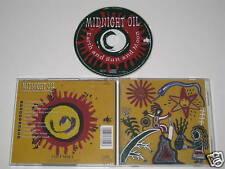 MIDNIGHT OIL/TERRE & SOLEIL & LUNE (COLUMBIA 473605) CD ALBUM