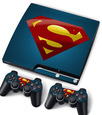 Happybird vinyl skin sticker for playstation PS3 S Slim-002