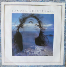 """7"""" 1988 IN MINT- ! SANDRA : Secret Land"""