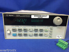Agilent / HP/ Keysight 66311B  DC Source Power Supply, 15V, 3A , Load Tested