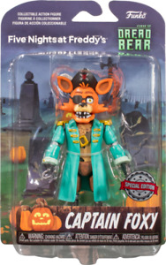 Five Nights at Freddy's: Dreadbear - Captain Foxy US Exclusive 5 inch Action ...