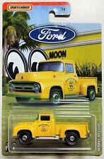 Matchbox 2019 Ford Trucks - '56 Ford F-100 Pickup Walmart Exclusive