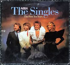 33t Abba - The Singles, The first ten years (2 LP)
