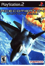 Ace Combat 4 Ps2 PlayStation 2 Kids Game