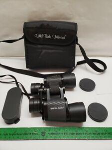 "Celestron Special Model 8x40 Explorer Binoculars ""Wild Birds Unlimited"" Edition"