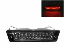 87-93 Ford Mustang LX Hatchback Smoked LED 3rd Brake Light Trunk Spoiler Lamp