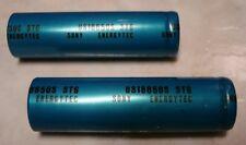 10 NEW Sony 18650 3.7V TRUE 1400mAh Li-ion Rechargeable Battery Cells Flashlight