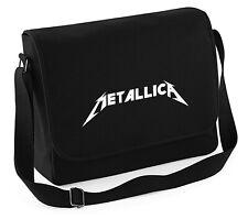 Metallica - Canvass Tasche BESTICKT