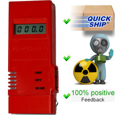 NEW Dosimeter DKS-04 ДКС-04 Radiometer Geiger Counter Radiation Detector SBM-21