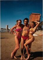 Hollywood Producer ALEXANDER TABRIZI + Friends BIKINI GIRLS Found PHOTO 911 11 W