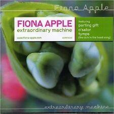 FIONA APPLE - EXTRAORDINARY MACHINE -CD + DVD