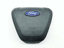 OEM 15-17 Ford Edge Driver Steering Wheel Airbag Black Undeployed Safety