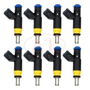 8x Fuel Injectors Fits 11-17 RAM 1500 2500 3500/06-17 Dodge 5.7L V8 05037479AA