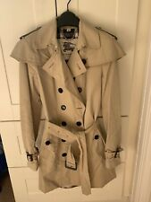 Burberry Trench Coat Pre-owned Size 6