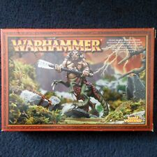 2003 Chaos Dragon Ogre Shaggoth Games Workshop Warhammer Army Ogor Cavalry MIB