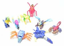 Transformers McDonalds Action Figure Beast Machines fast food premium toy lot