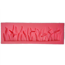 3D Grass Lawn Silicone Mold for Fondant, Gum Paste, Chocolate, Cake Decoration