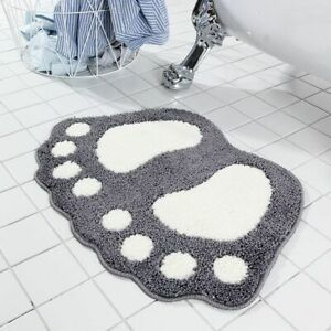 Mat Carpet Non-slip for Bathroom Kitchen to Keep Warm Comfortable Decoration