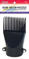 Annie Screw on Hair Dryer Nozzle Pik Lift,Shapes and Smooths  #3000