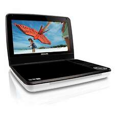 "Philips PD9030/05 Portable 9"" DVD Player with Car Adaptor & USB Connection"