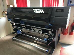 "HP Latex L310 54"" Printer  Only £4,495.00  or Lease  £38.84 per week"