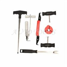 7pc Professional Windshield Removal Tool Kit Automotive Wind Glass Remover new