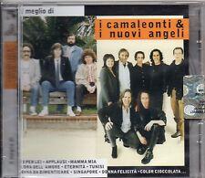 CAMALEONTI e NUOVI ANGELI CD ITALY Il meglio di SEALED nuovo sigillato 2005
