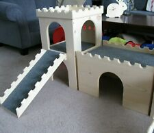 Bunny Castle and Fort - Rabbit / Small Animal