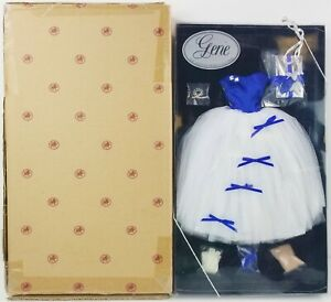 Gene Doll Fashion Costume Holiday Magic Dress Set w/ Shipper (Doll not included)