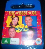 The Wiggles The Best Of (Australia Region 4) ABC Kids DVD – New