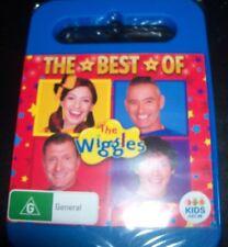 The Wiggles The Best Of (Australia Region 4) ABC Kids DVD – New